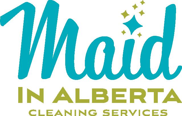 Maid In Alberta Logo